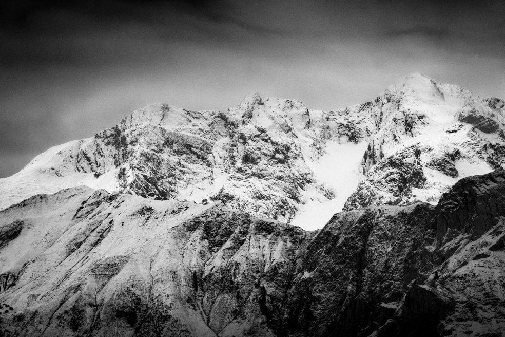 Landschaftsfotografie / Berge